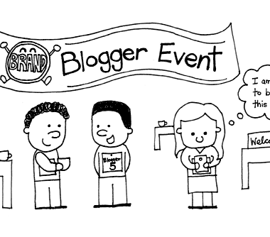blogger events lucknow